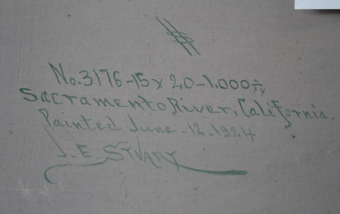1924 James Everett Stuart Sacramento River - 10