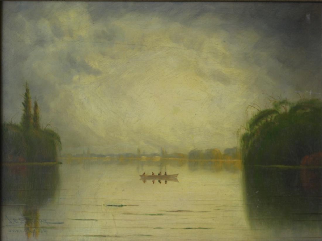 1924 James Everett Stuart Sacramento River