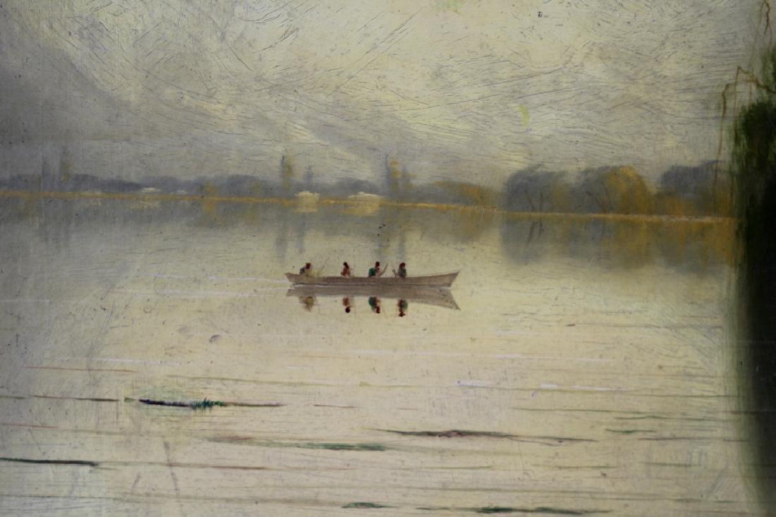 1924 James Everett Stuart Sacramento River - 3
