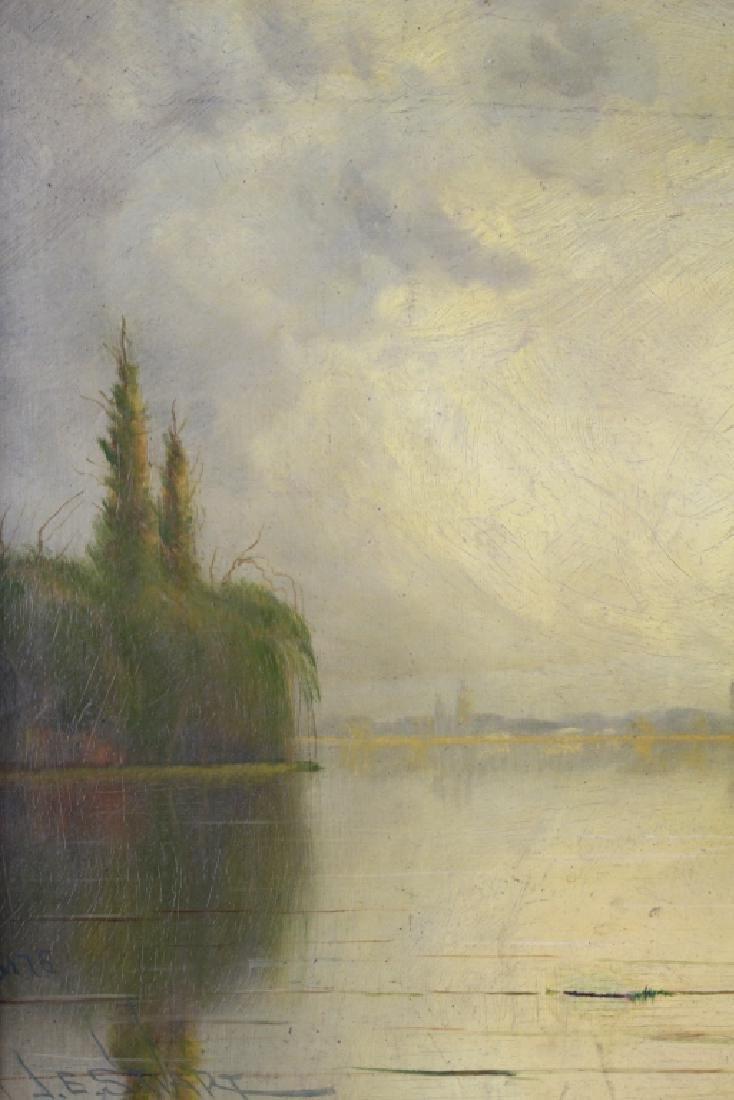1924 James Everett Stuart Sacramento River - 4