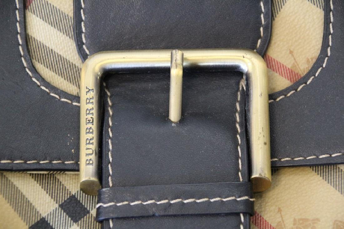 Gently Used Burberry London Shoulder Bag - 2