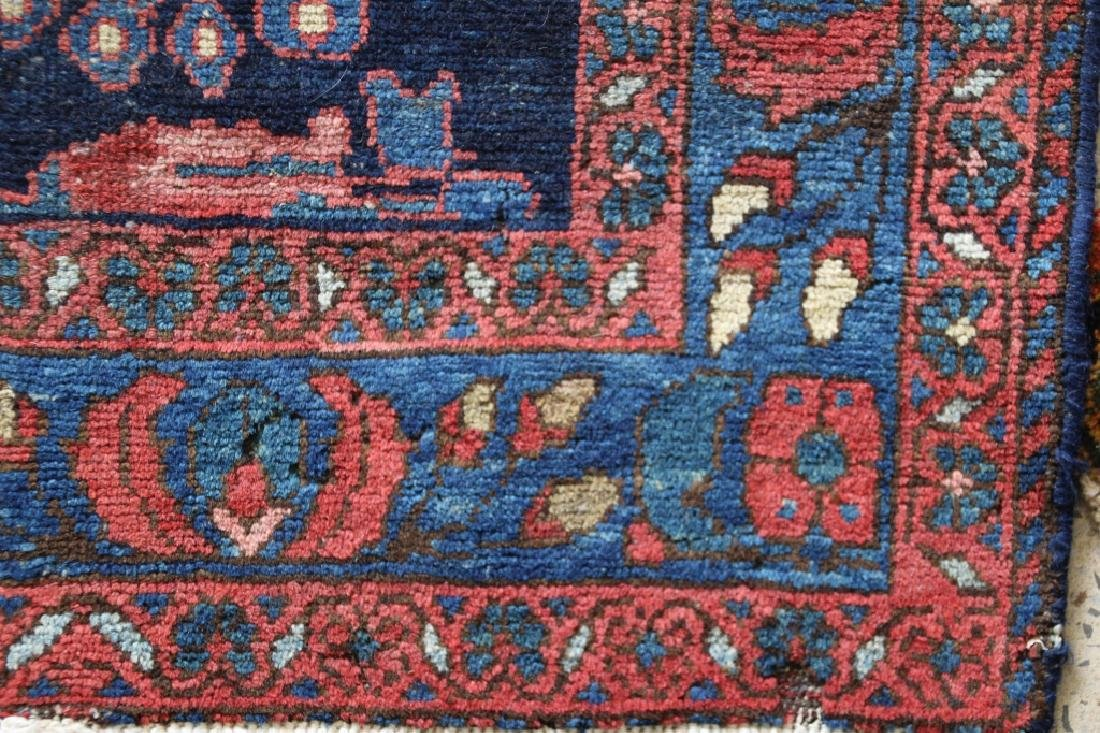 ca. 1900 Persian Malayer Carpet Rug - 3487 HH - 4