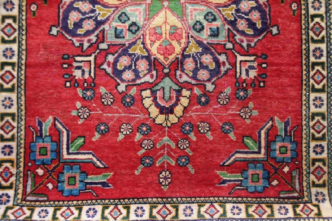 1940's Persian Tabriz Carpet Rug - #32 - 3