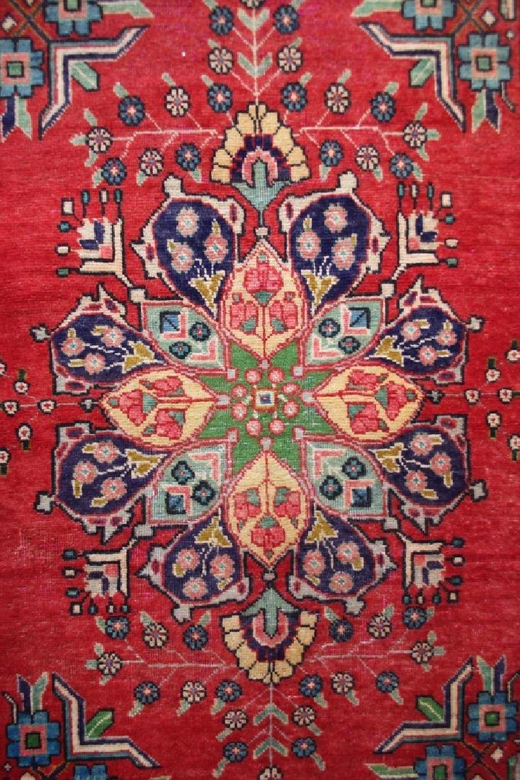 1940's Persian Tabriz Carpet Rug - #32 - 4