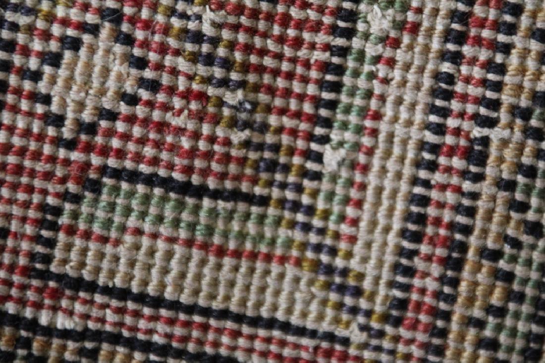 1940's Persian Tabriz Carpet Rug - #32 - 5