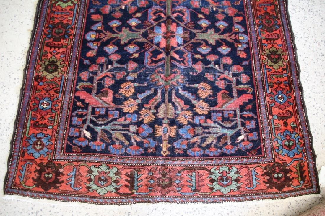 ca. 1940's Persian Bakhtiary Carpet Rug - V-4778 - 2