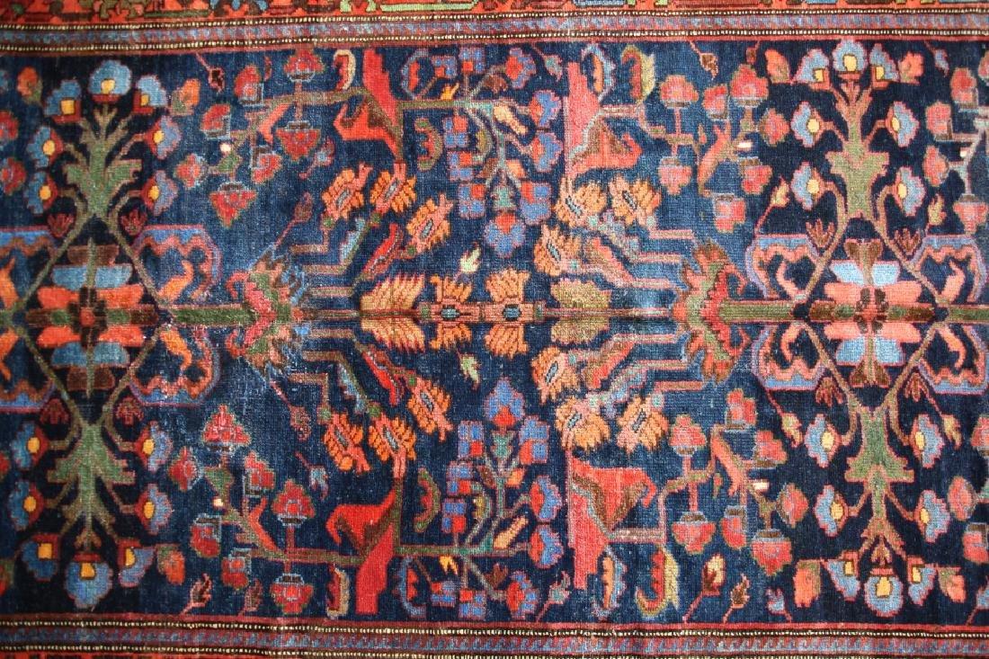 ca. 1940's Persian Bakhtiary Carpet Rug - V-4778 - 3