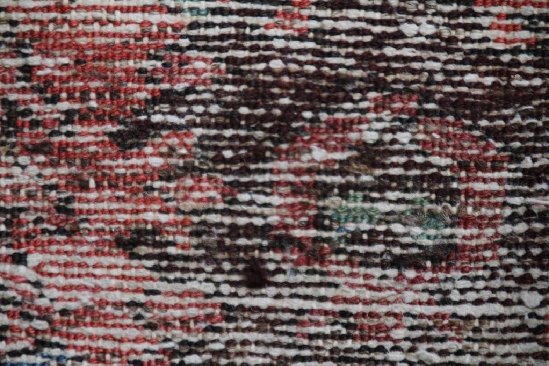 ca. 1940's Persian Bakhtiary Carpet Rug - V-4778 - 4