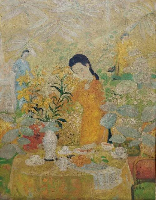 Vietnamese Antique
