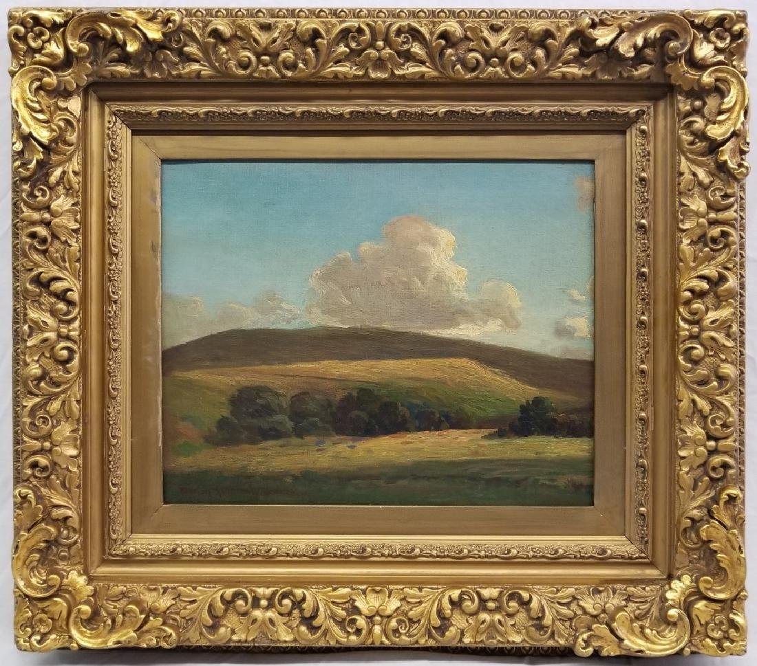 Marion Kavanagh Wachtel O/B Landscape