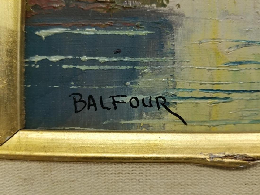 James Lawson Balfour O/C River Landscape - 2
