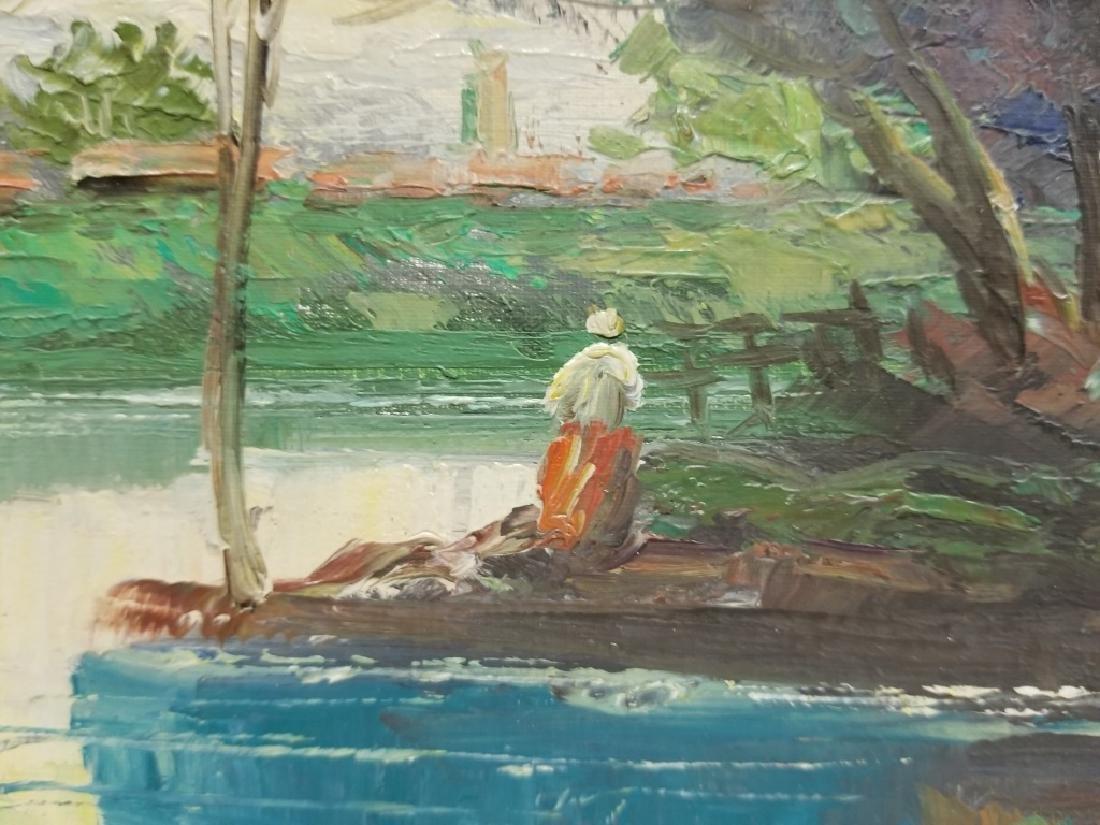 James Lawson Balfour O/C River Landscape - 4