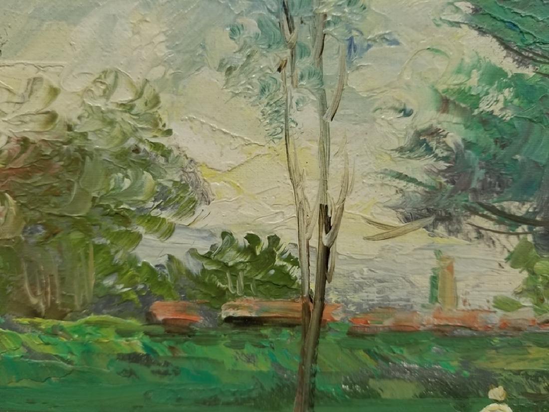 James Lawson Balfour O/C River Landscape - 5