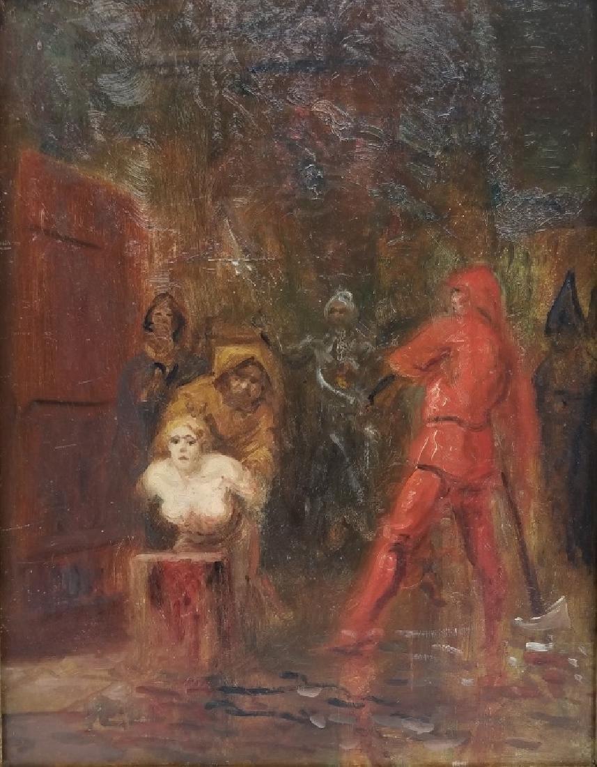 Eugene Pechaubes O/B The Executioner