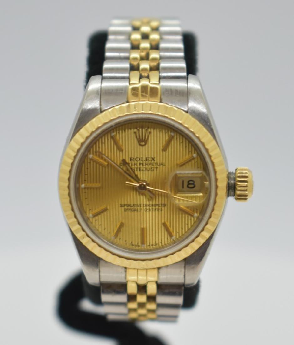 Lady's Rolex Wrist Watch