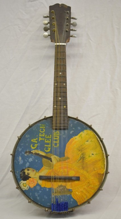 Antique Weymann Keystone GA Tech Banjo Mandolin - 4
