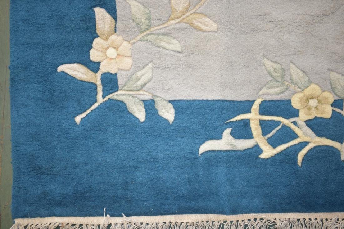 Aubusson Carpet - 1018