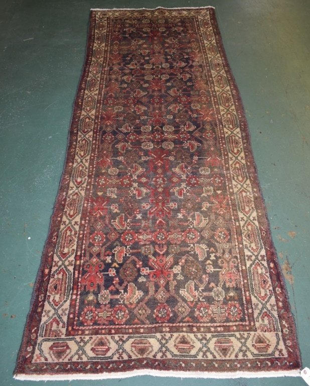 Persian Hamadan Carpet Runner - 1220