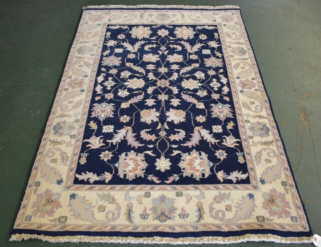 Indo-Kashan Carpet - 2862