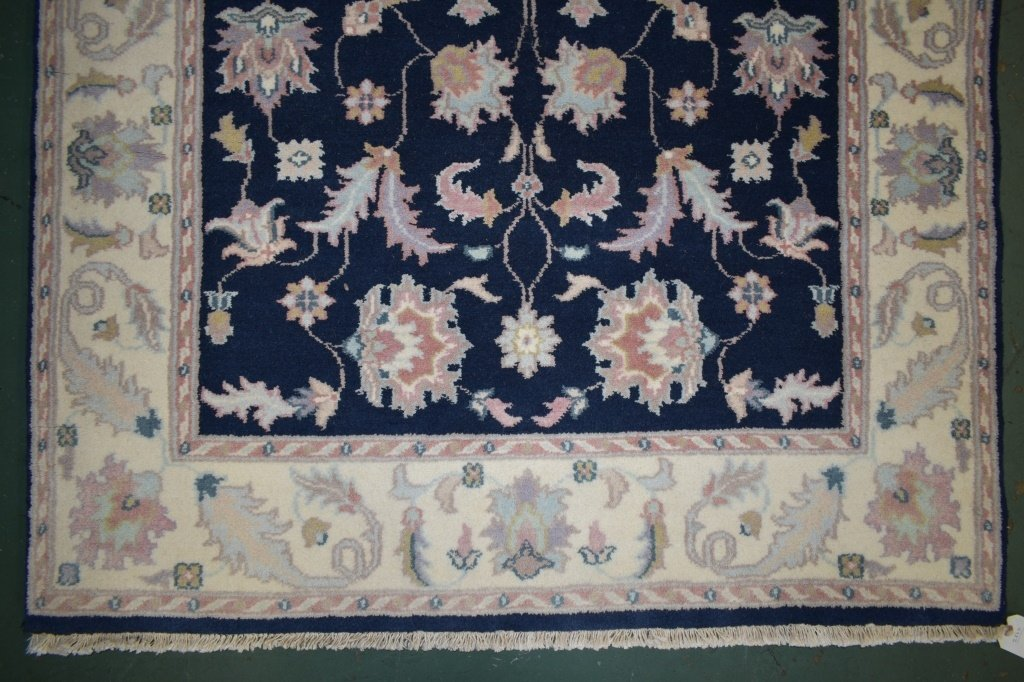 Indo-Kashan Carpet - 2862 - 4