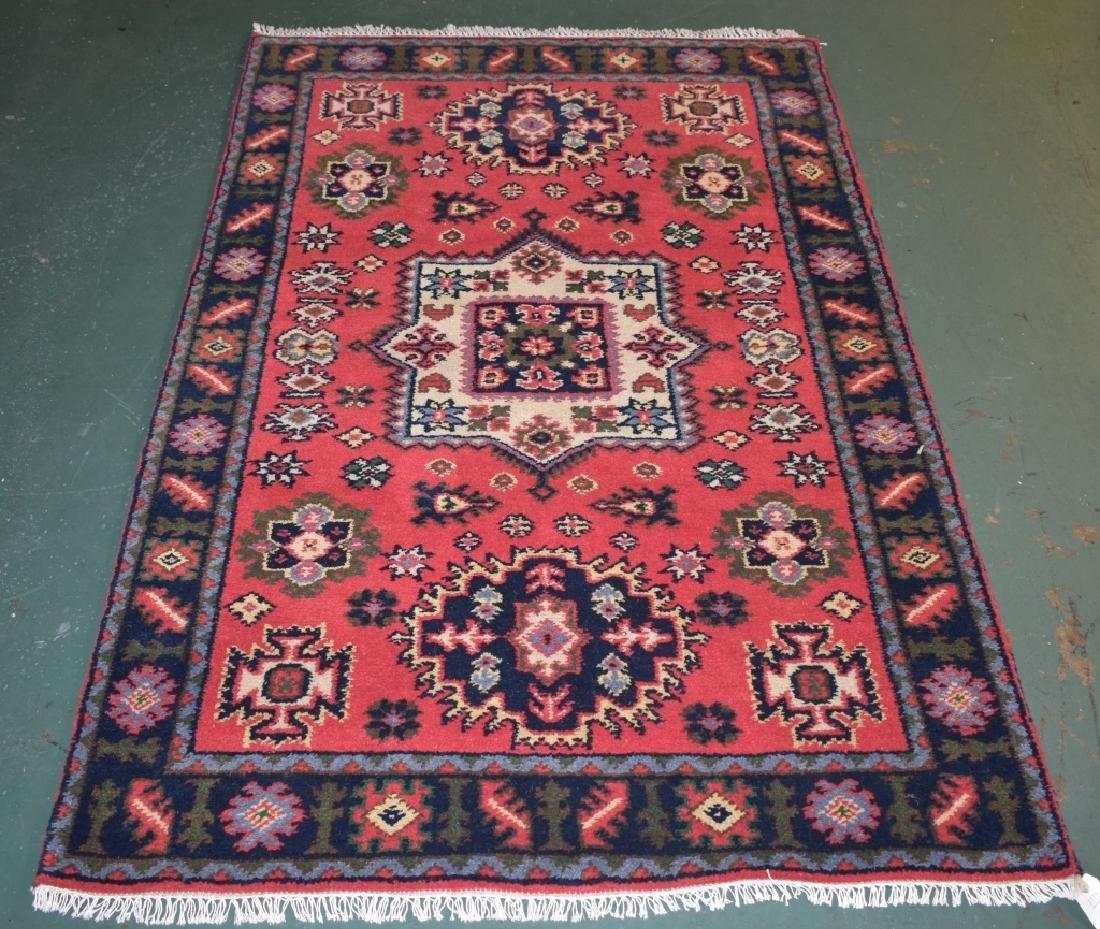 Indo-Kazak Carpet - 2979