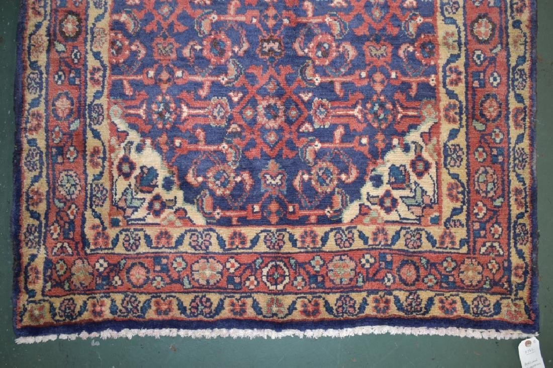 Persian Hamadan Carpet Runner - 5562