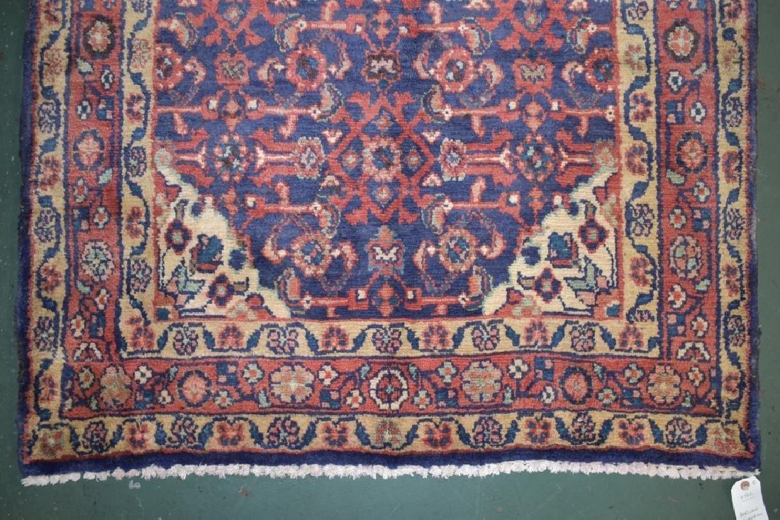 Persian Hamadan Carpet Runner - 5562