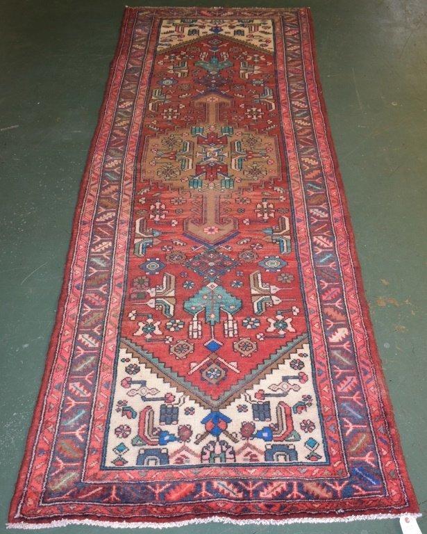 Persian Khansar Carpet Runner - 5528
