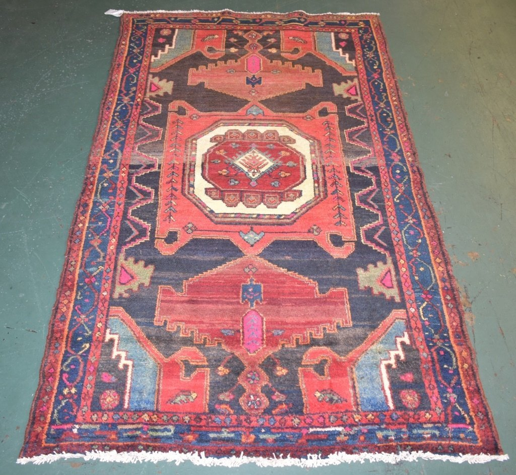 Persian Hamadan Carpet - 5025