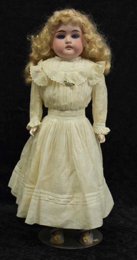 Cuno & Otto Dressel Porcelain Doll Model 1896