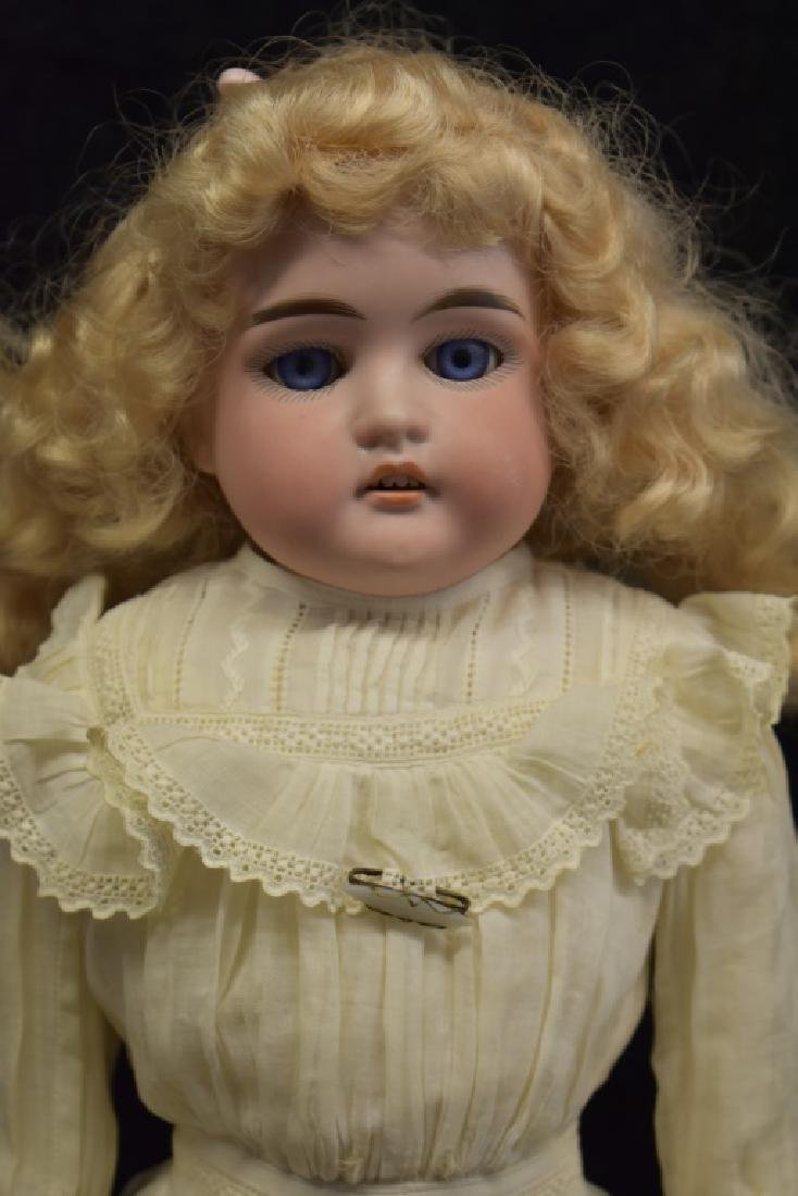 Cuno & Otto Dressel Porcelain Doll Model 1896 - 2