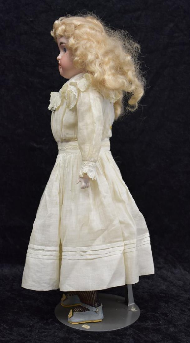 Cuno & Otto Dressel Porcelain Doll Model 1896 - 3