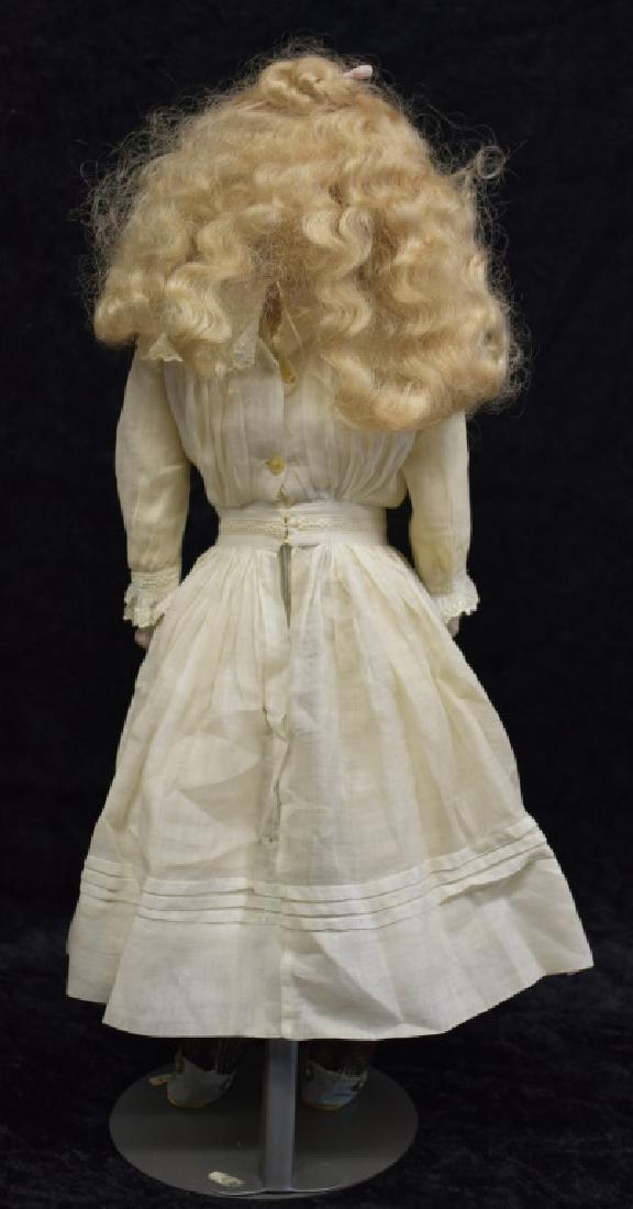 Cuno & Otto Dressel Porcelain Doll Model 1896 - 4