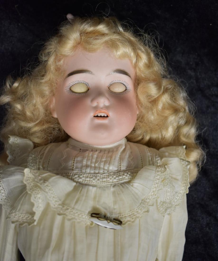 Cuno & Otto Dressel Porcelain Doll Model 1896 - 8