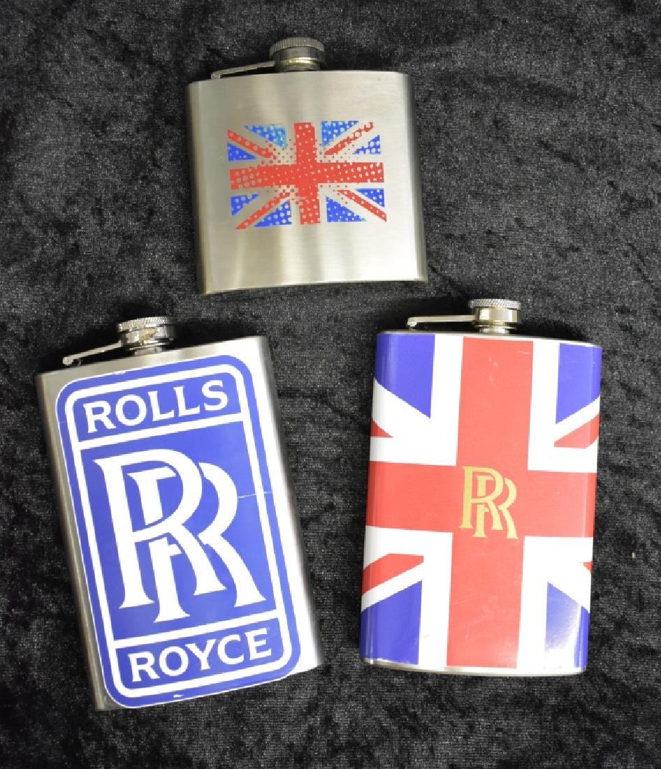 Vintage Rolls Royce Travel Bar - 6