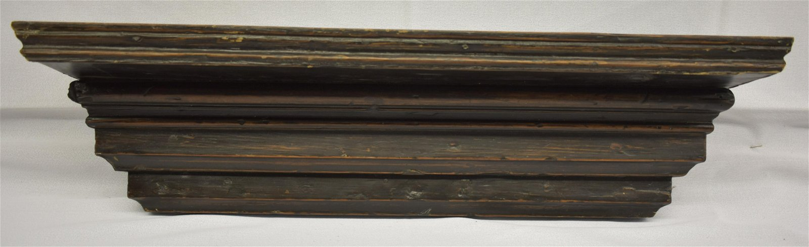 Late 18th c. Stacked Wall Shelf