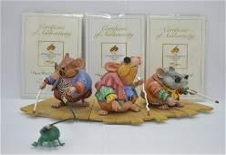 James C Christensen Three Blind Mice Complete Set