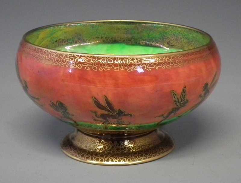 Wedgwood Fairyland lustre bowl.