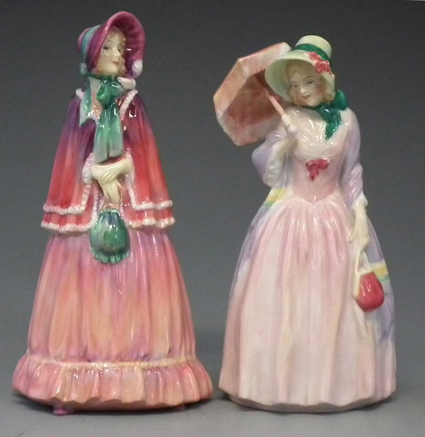 Royal Doulton figure of Sweet Maid HN.1505, (scratched