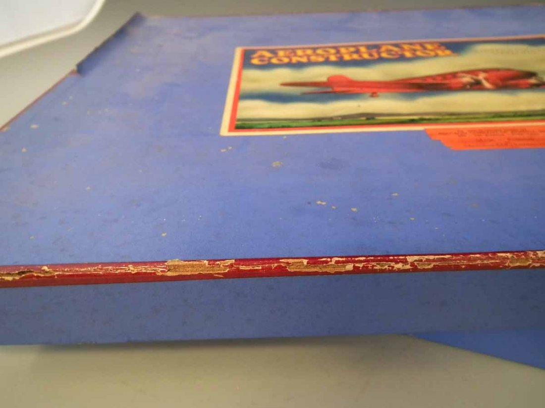 Meccano Aeroplane Constructor Set 2  with original box. - 10