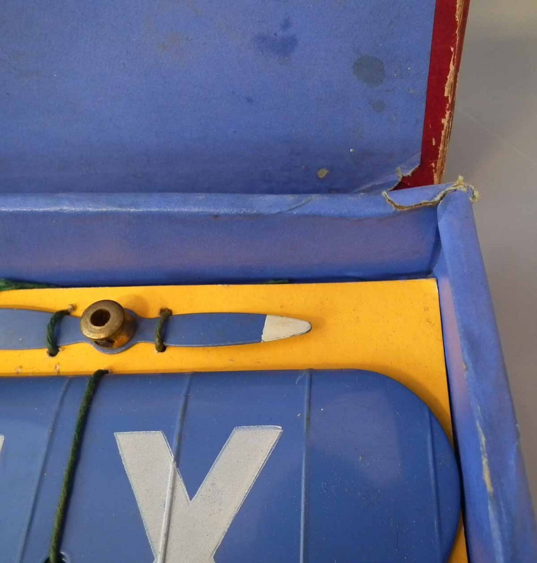 Meccano Aeroplane Constructor Set 2  with original box. - 8