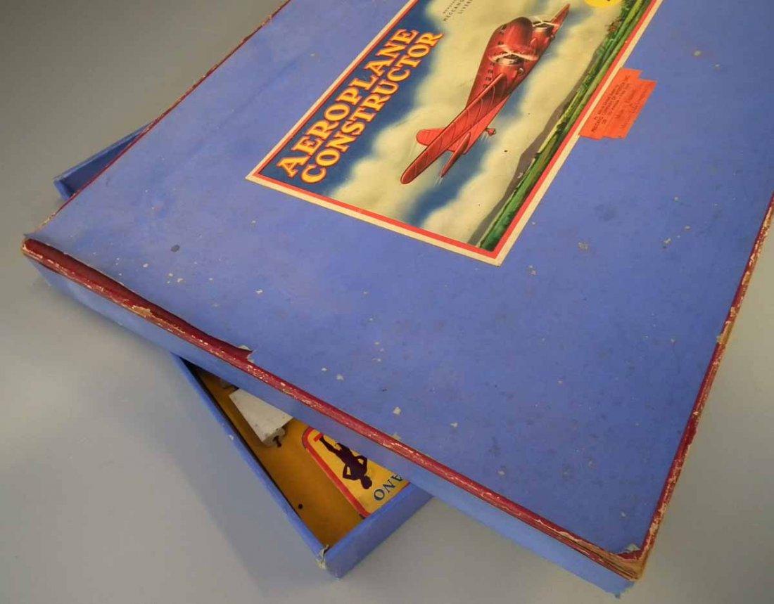 Meccano Aeroplane Constructor Set 2  with original box. - 9