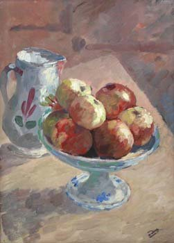7: Attributed to Andre Derain (1880-1954), still life s