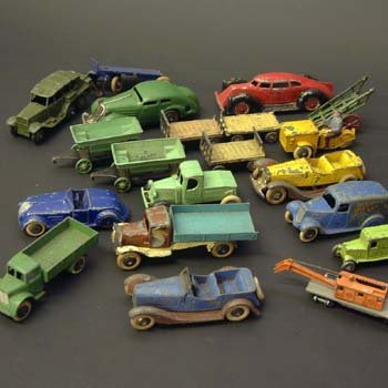 553: Twenty die cast models