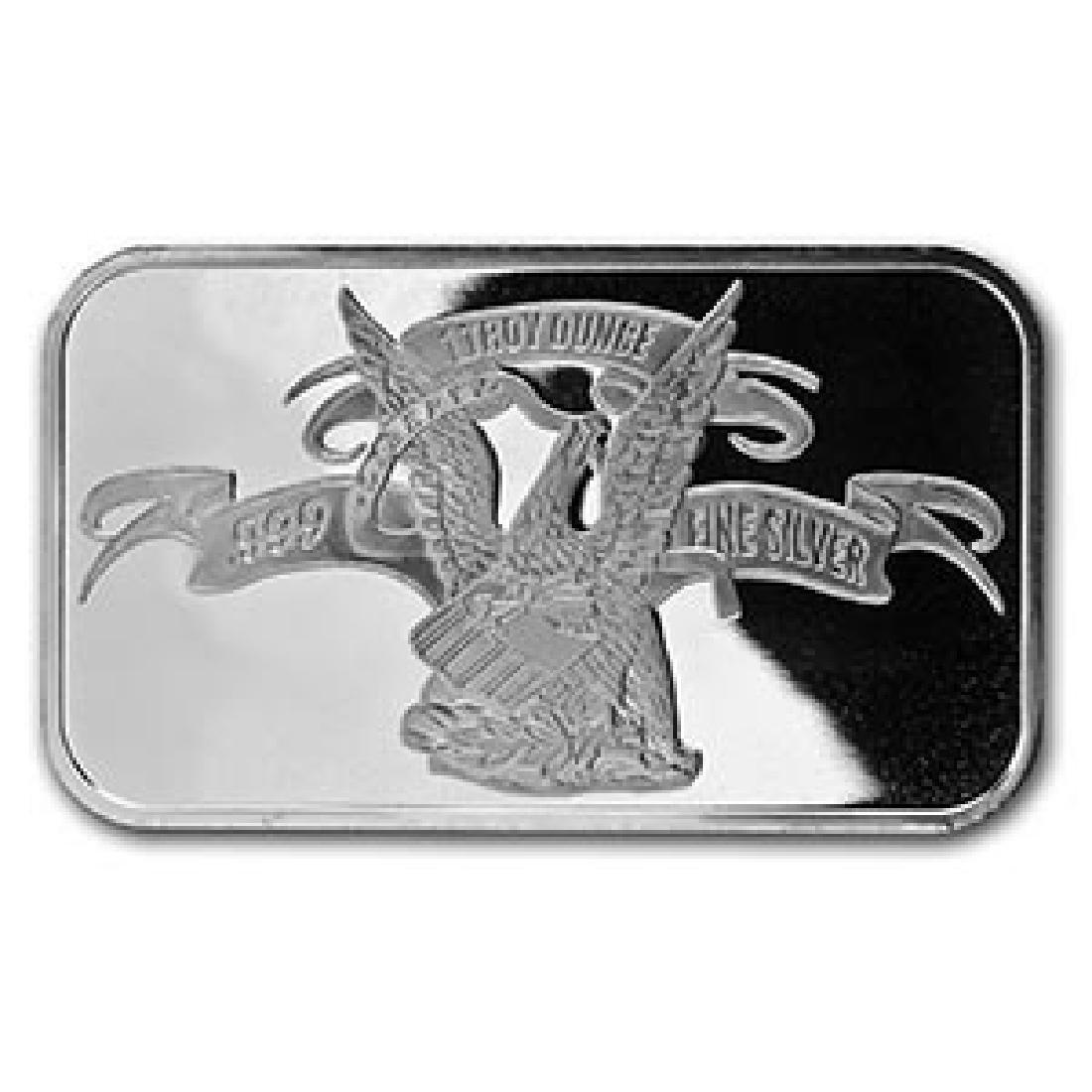 1 oz Silver Bar - (Original Design)