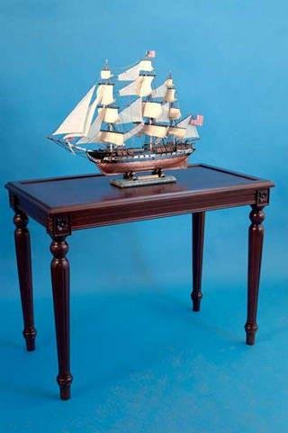 Handmade Rosewood Display Table 41in. L x 22in. W x 31i
