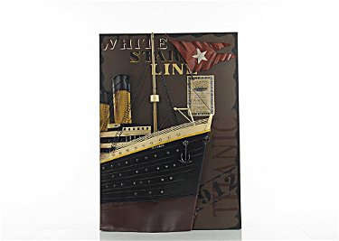 Titanic Front Bow 3D Painting