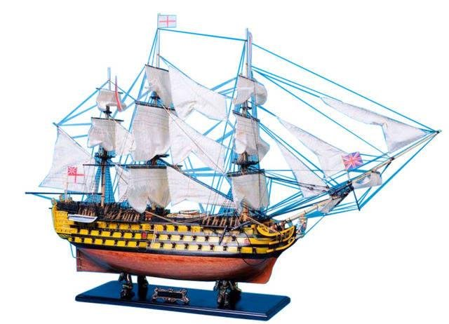 HMS Victory 50in. Limited