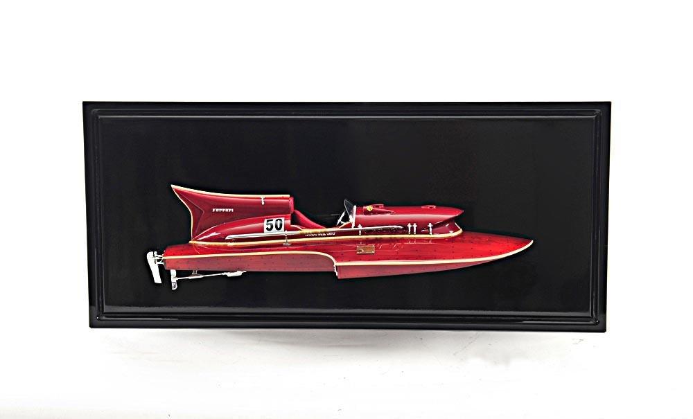 Ferrari Hydroplane Half Hull L50