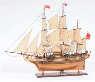 HMS Bounty New